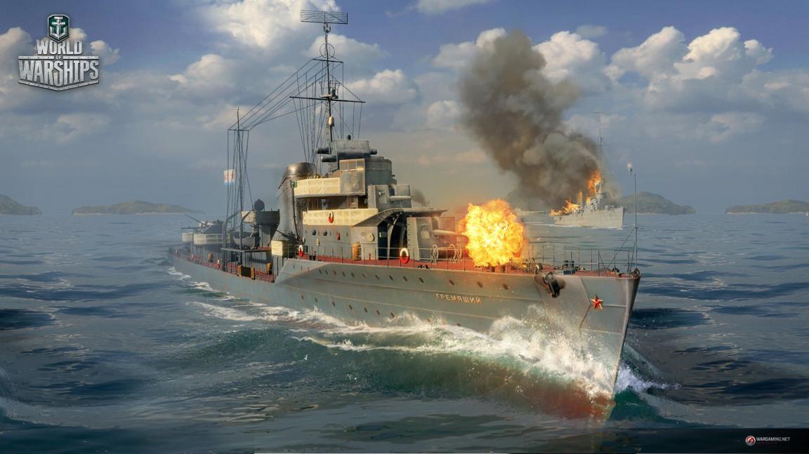 Tvůrci World of Warships chystají týmové bitvy pro čtrnáct hráčů