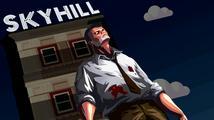 Hotelová tahovka Skyhill vás nechá přežívat v hotelu plném mutantů