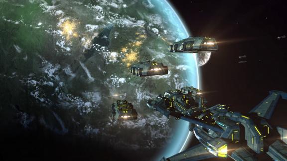 Galactic Civilizations III - recenze