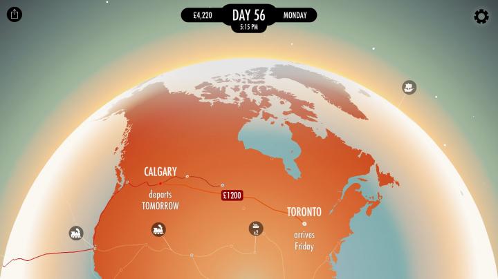 Vychází PC verze steampunkové cestovatelské textovky 80 Days