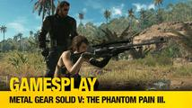 GamesPlay: do třetice všeho dobrého hrajeme Metal Gear Solid V: The Phantom Pain