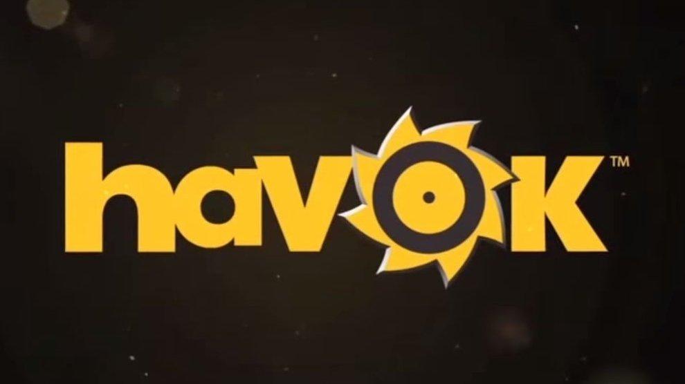 Microsoft kupuje fyzikální engine Havok