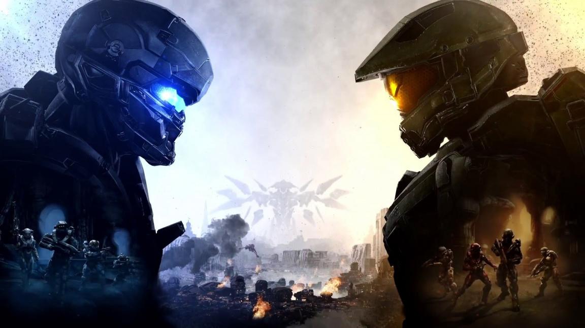 Hollywoodský trailer na Halo 5 ukazuje proměnu hrdiny v renegáta