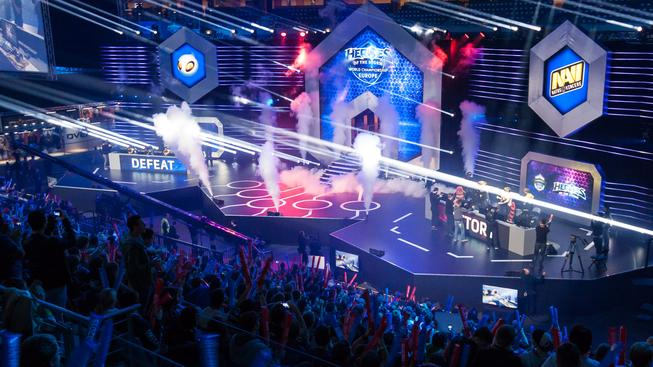 Euuropean Road to BlizzCon 2015