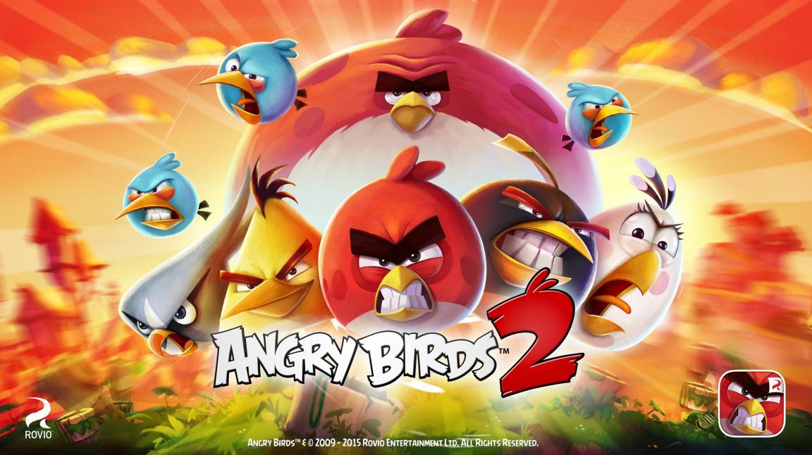 Angry Birds 2 nabízí příjemné změny v konceptu a otravnou monetizaci