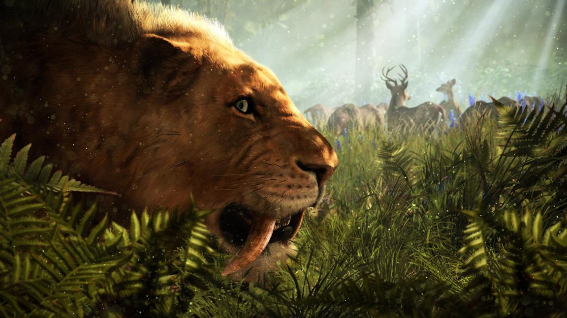Far Cry Primal nabízí několik tipů na přežití v drsném světě mamutů a šavlozubých tygrů