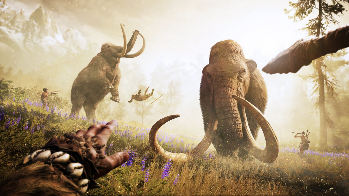 Hráli jsme Far Cry Primal - na zadek vás neposadí, ale baví od první minuty