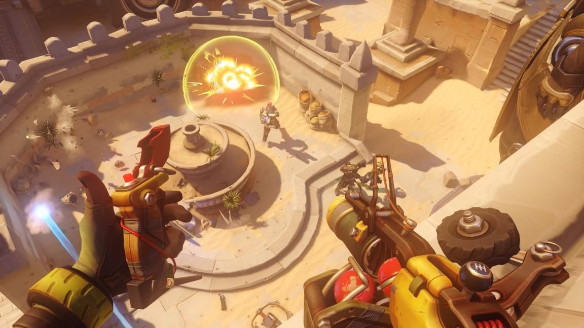 Beta Overwatch začne 27. října v Americe, Evropa bude následovat