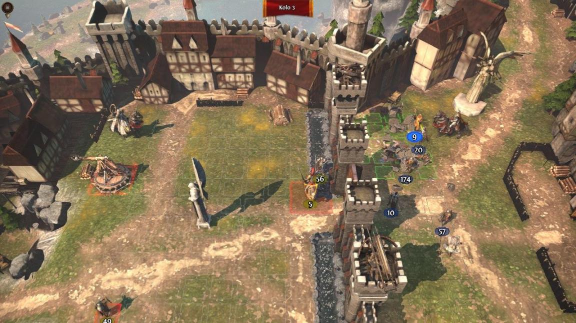 Nový patch pro Heroes VII upraví vzhled map, zlepší optimalizaci a zkrátí nahrávací časy