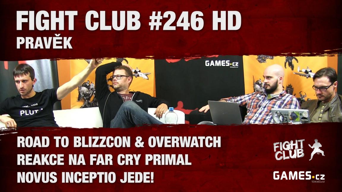 Fight Club #246 HD: Pravěk
