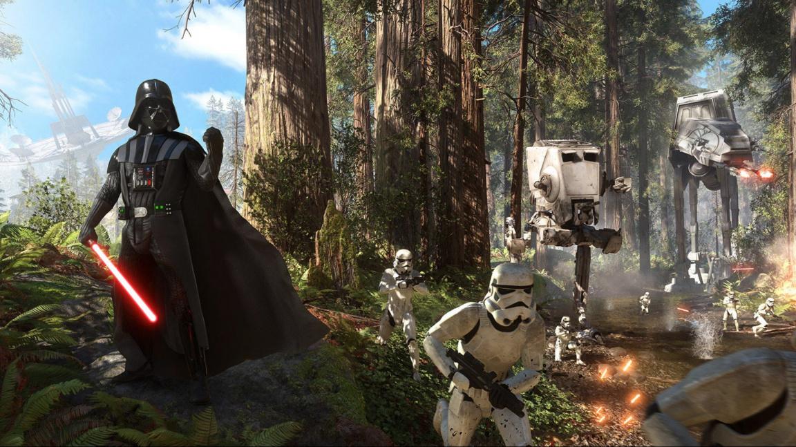 Star Wars Battlefront season pass nabídne za cenu plné hry 16 dalších map a 4 nové hrdiny i herní módy