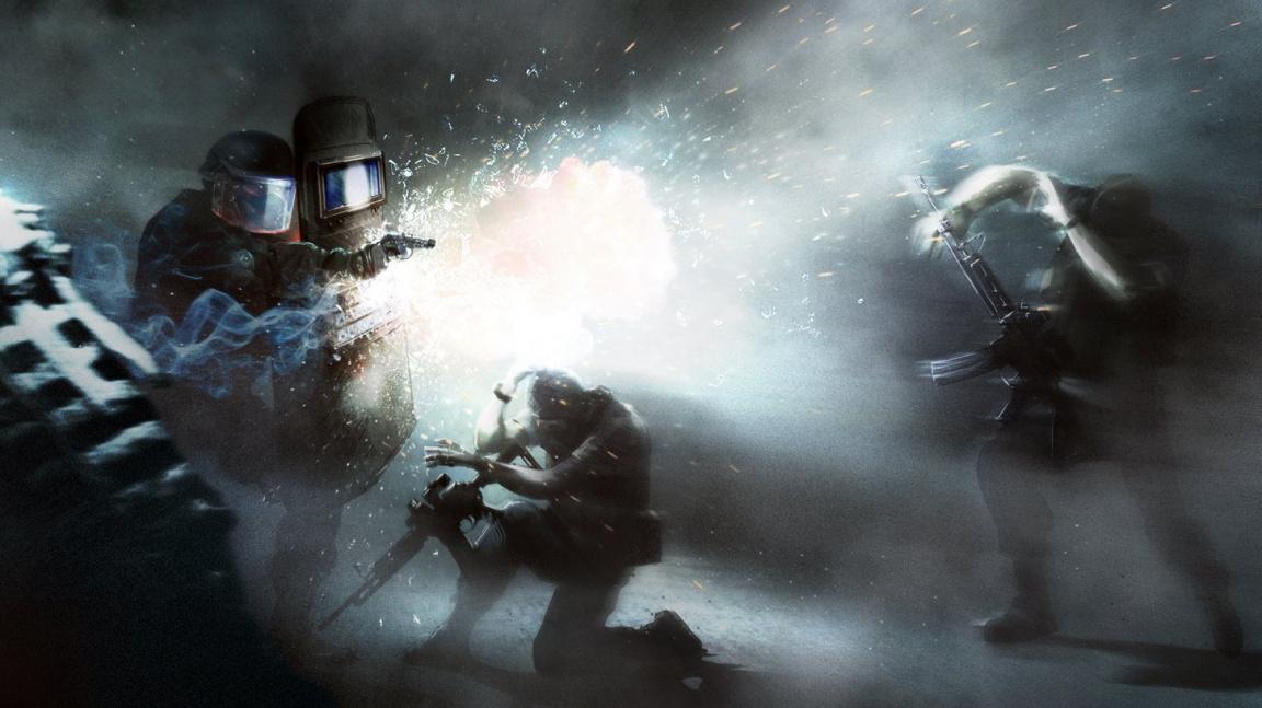 Hračky německý specialistů na záběrech videa z Rainbow Six Siege