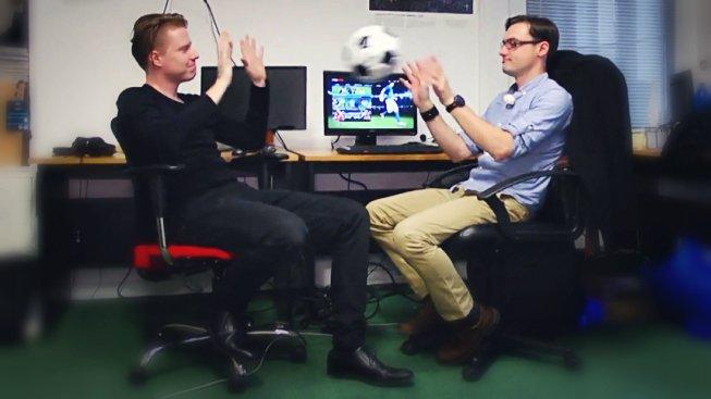 FIFA nebo PES? Nový díl herního pořadu Games TV rozsoudí letošní fotbaly