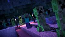 Obrázek ke hře: Minecraft: Story Mode - A Telltale Games Series - Episode 1: The Order of the Stone