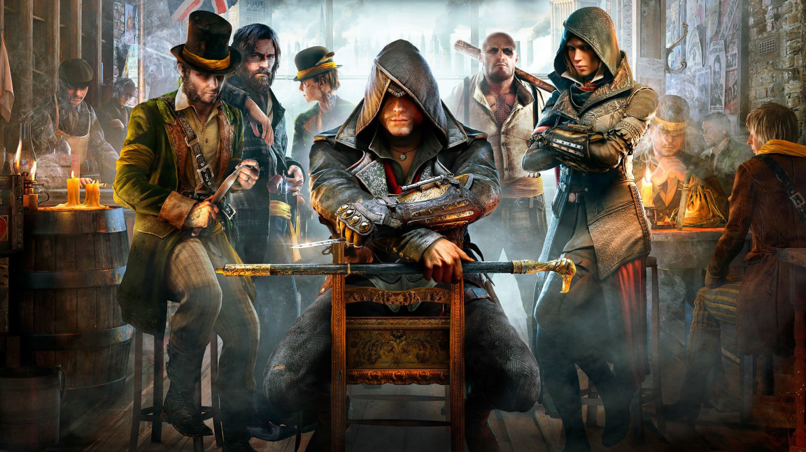 Assassin's Creed Syndicate v Xzone s tričkem zdarma