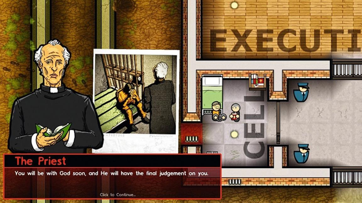 Prison Architect - recenze