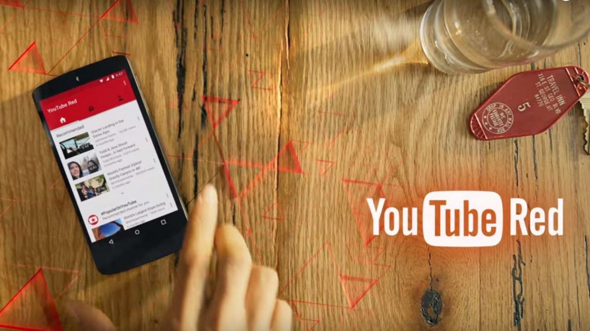 Google představil novou placenou službu YouTube Red s exkluzivním obsahem