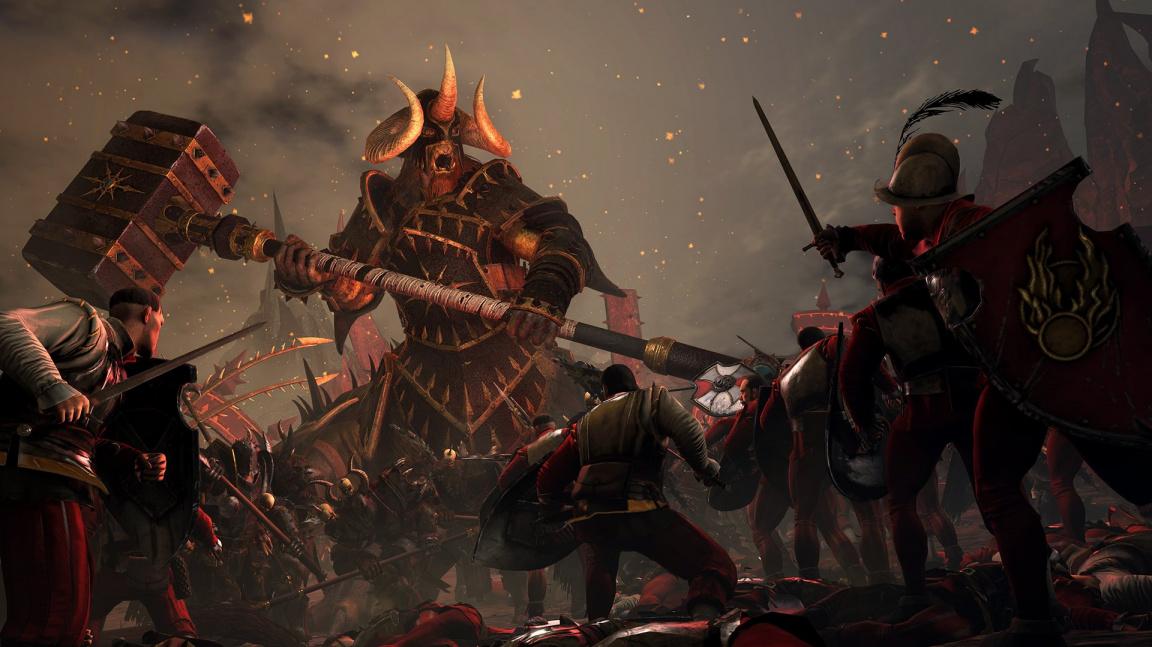 Total War: Warhammer vyjde v dubnu 2016 s českým překladem