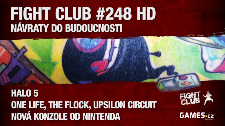 Fight Club #248 HD: Návraty do budoucnosti