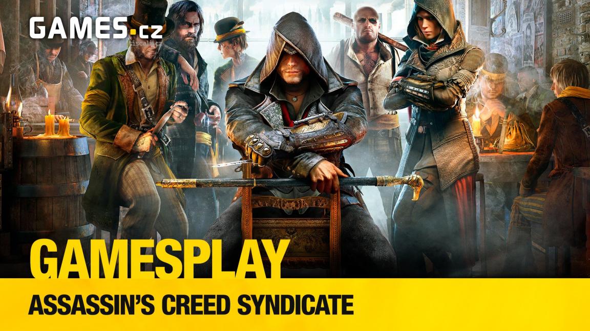 GamesPlay: hrajeme viktoriánskou akci Assassin's Creed Syndicate