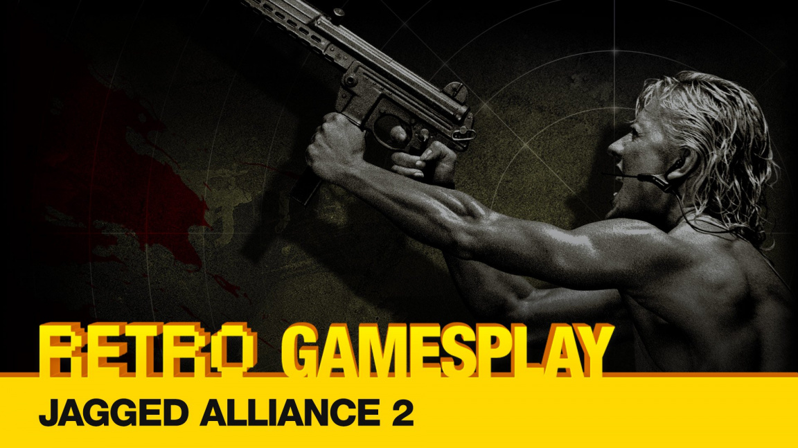 Retro GamesPlay: hrajeme nelineární tahovku Jagged Alliance 2