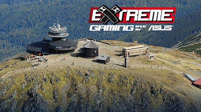 ROG Extreme Gaming III - duel nejlepších Československých týmů v CS:GO tentokrát na vrcholu Sněžky