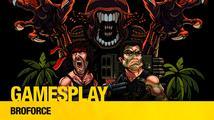 GamesPlay: Broforce