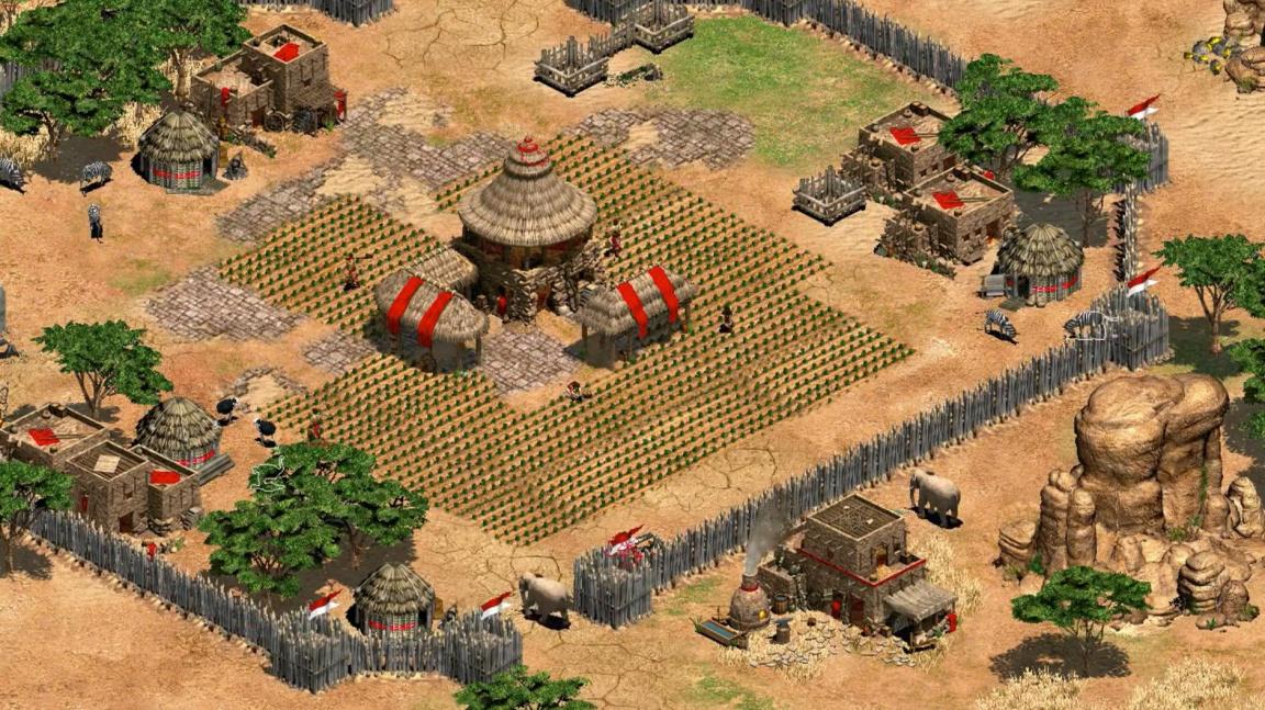 Přídavek pro Age of Empires II HD přenese hráče na africký kontinent