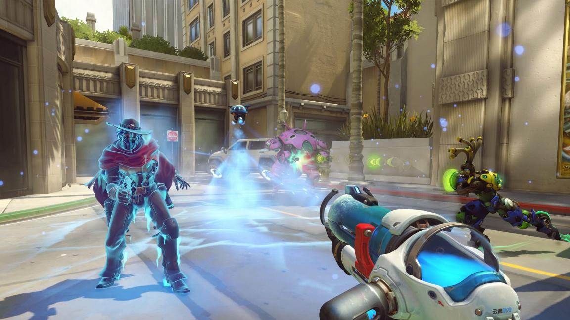 Blizzard pustí do Overwatch další hráče kvůli zátěžového testu
