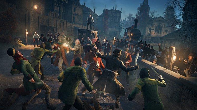 Dvojčata z Assassin's Creed Syndicate vyráží za dobytím Londýna i na PC