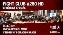 Fight Club #250: Brněnský speciál