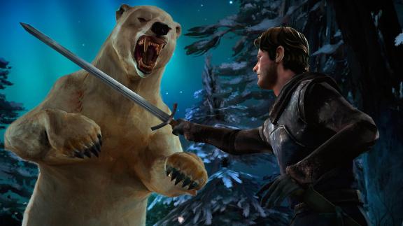 Game of Thrones: Season 1 – Episode 6: The Ice Dragon