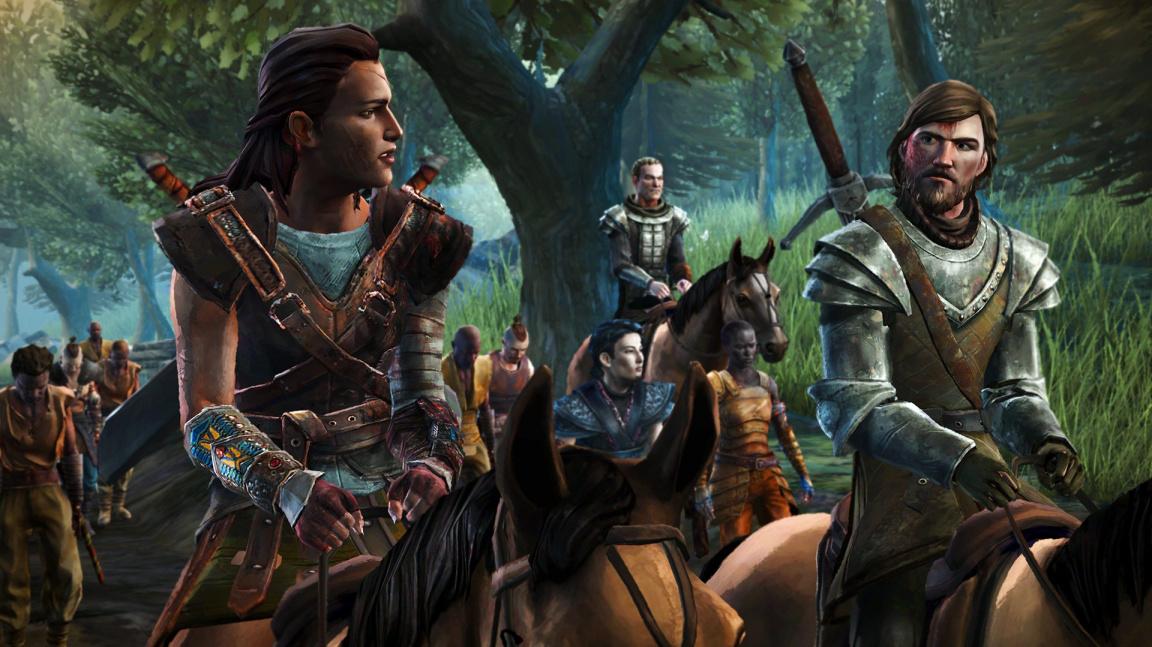 Finále adventurní série Game of Thrones vychází 17. listopadu