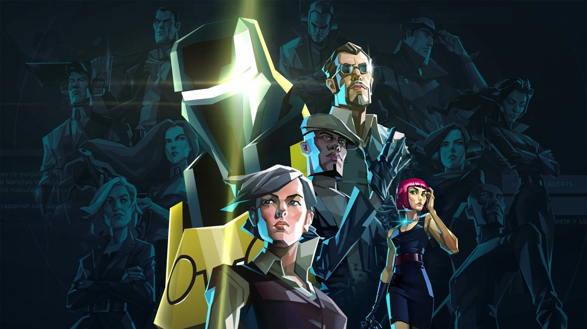 Příběhové DLC Contingency Plan přináší nové mise, agenty i obtížnosti do strategie Invisible Inc.