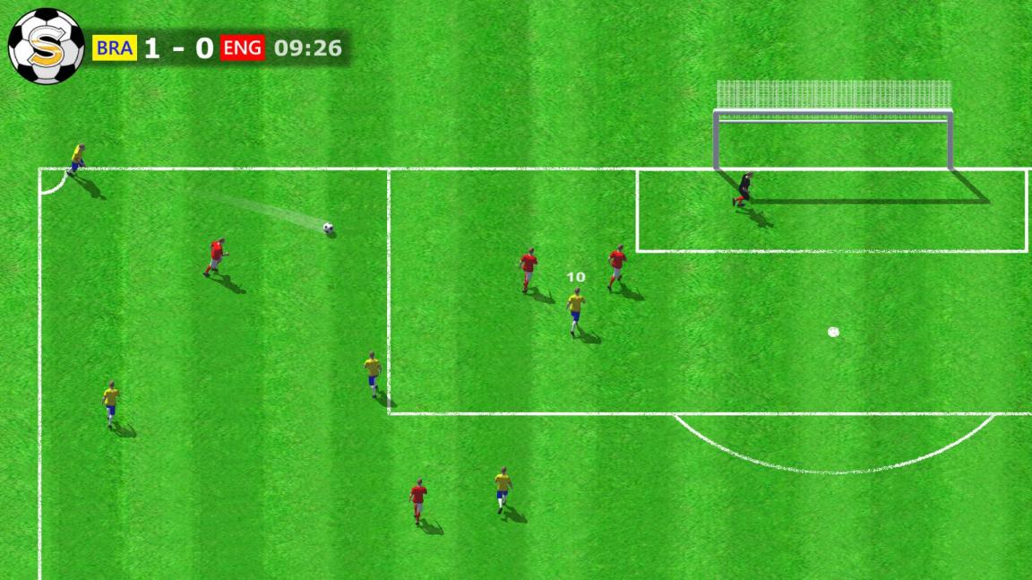 Tvůrce Sensible Soccer vybírá peníze na moderní verzi s názvem Sociable Soccer