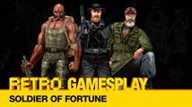 Retro GamesPlay: hrajeme krvavou střílečku Soldier of Fortune