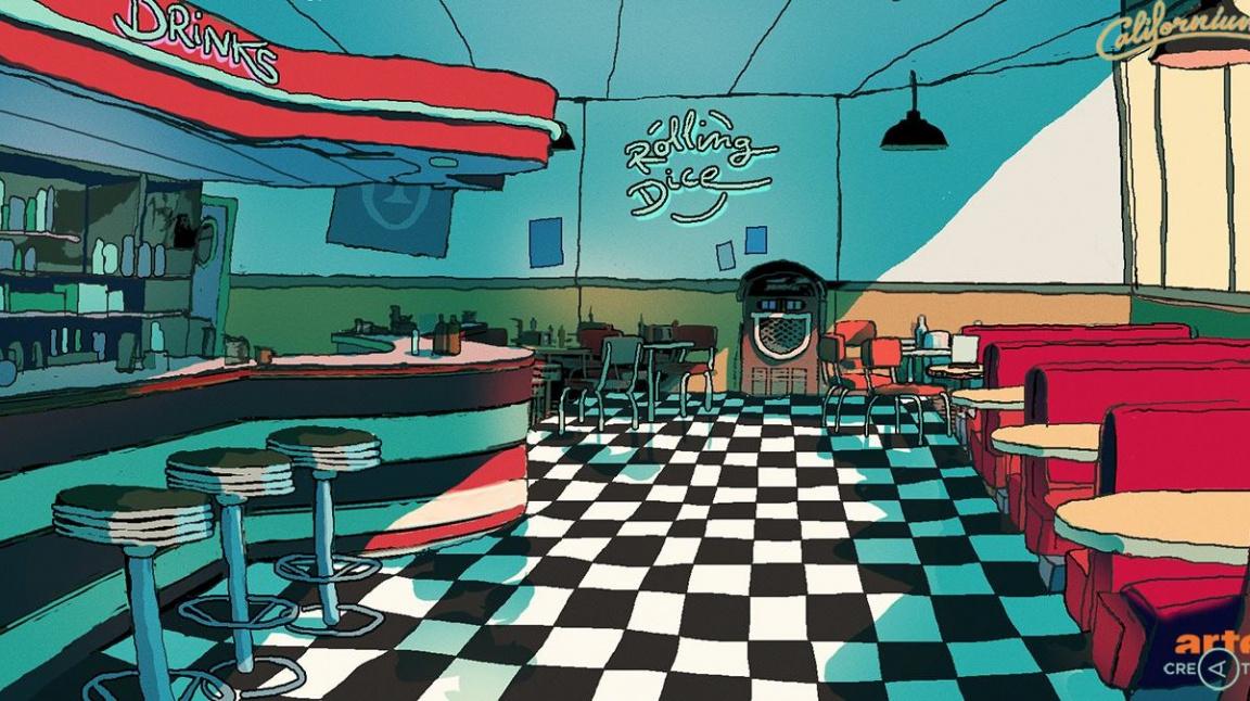 Adventura Californium skrývá pod barevnou grafikou příběh inspirovaný dílem Philipa K. Dicka