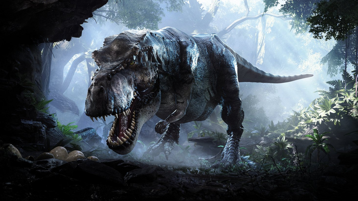 VR demo Back to Dinosaur Island pro Oculus Rift je zdarma dostupné na Steamu