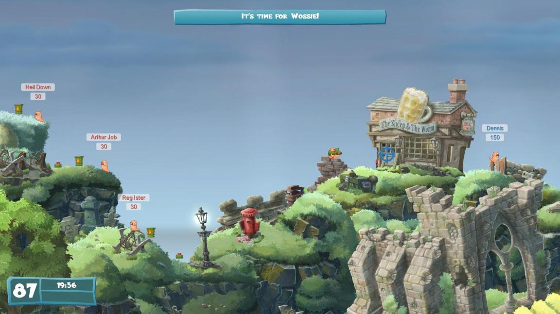 Studio Team17 už není jen o Worms - příští rok vydá balík žánrově různorodých her