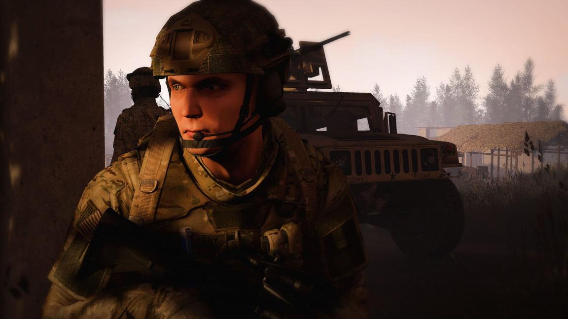 Nástupce Project Reality modu pro Battlefield 2 vyjde na Steamu 15. prosince