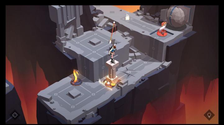 Mobilní tahovku Lara Croft GO rozšiřuje bezplatný datadisk The Shard of Life