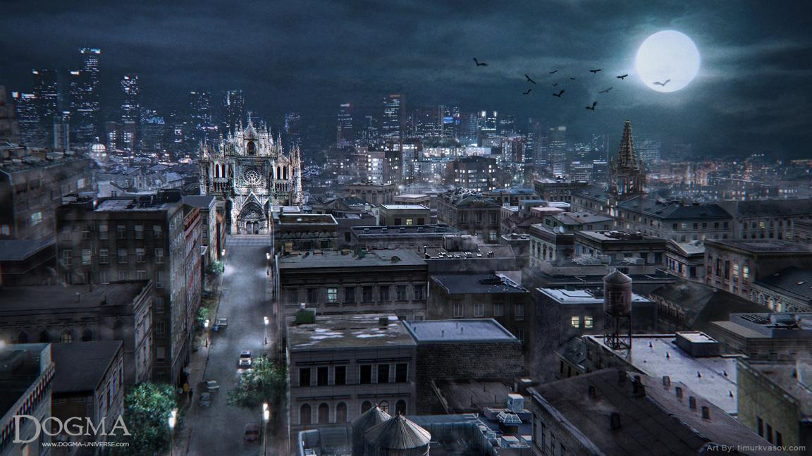 Dogma: Eternal Night testuje na Kickstarteru zájem hráčů o upíří onlineovku