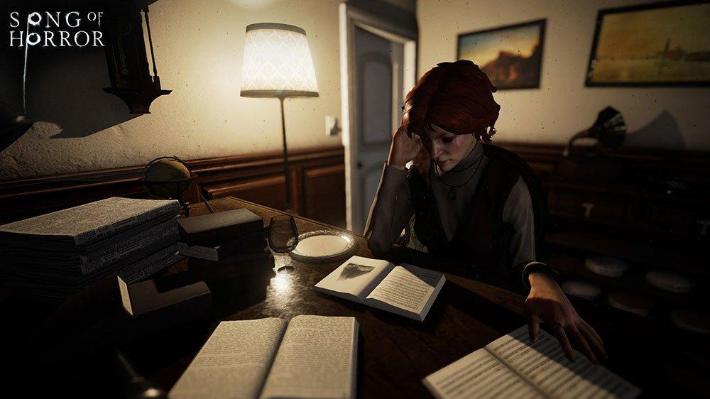 Horor Song of Honor přináší riziko permanentní smrti z Kickstarteru do hratelné demoverze