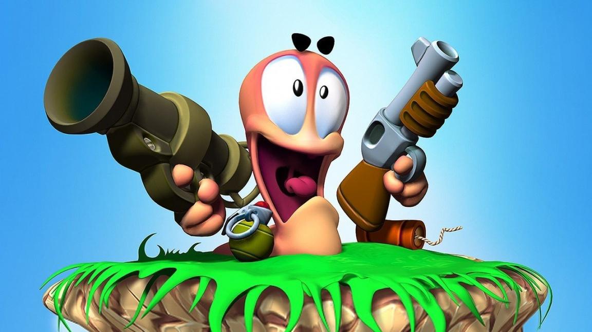 Humble Bundle okupují Team17 s Worms a závodní hry Codemasters