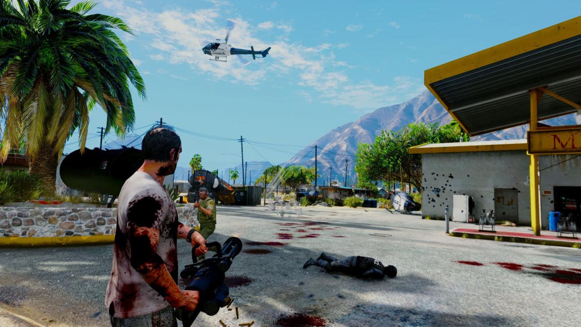 Absence příběhových DLC pro GTA V? Prý to byla náhoda, Rockstar se k nim v budoucnu chce vrátit