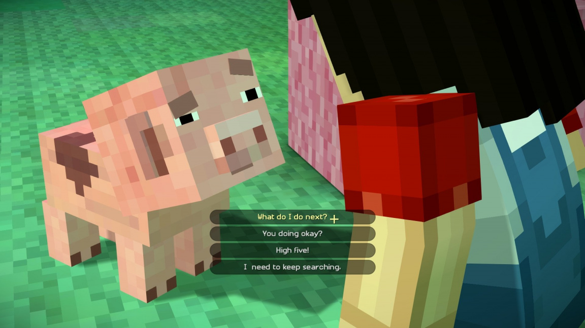 Minecraft: Story Mode – recenze 3. epizody