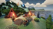 Tvůrci původních Settlers vydali vikinskou strategii Valhalla Hills