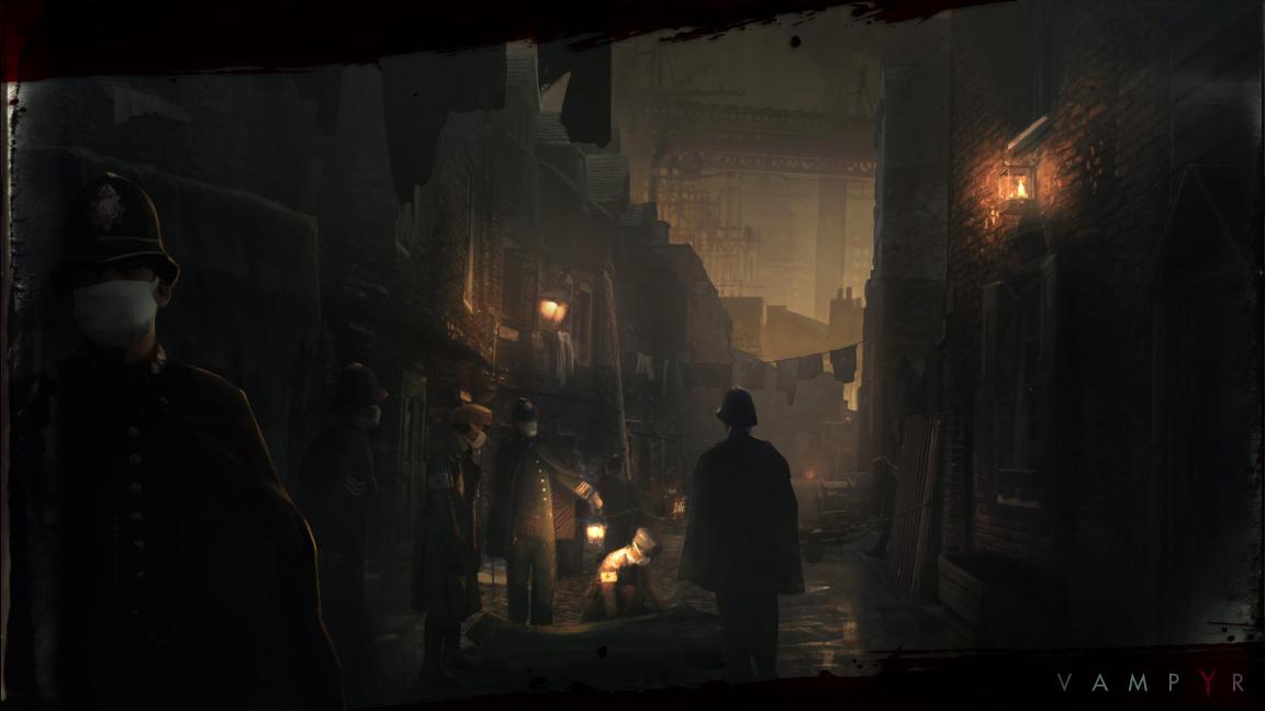 Vampyr slibuje drsnou upířinu plnou těžkých rozhodnutí a následků