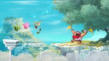 Nový Rayman: Adventures dnes dohopsal na Android a iOS