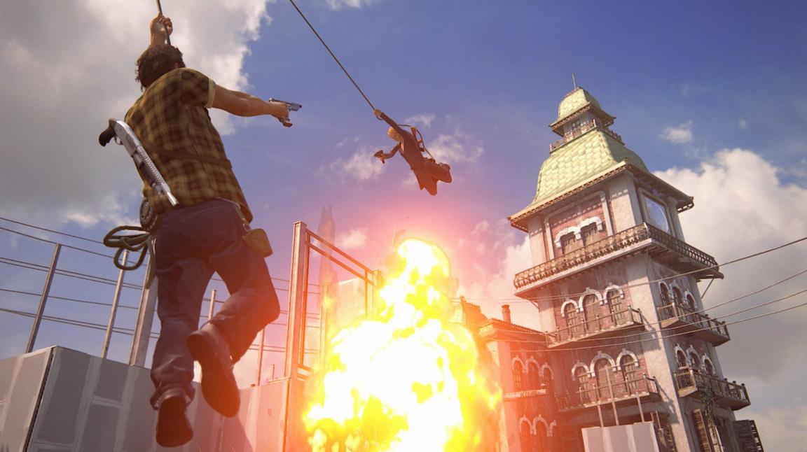 Naughty Dog spustili multiplayer betu Uncharted 4 a nechali Nathana zmlátit v novém videu